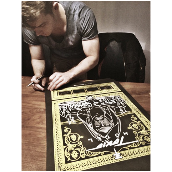 8 757 / Instagram de Georg.