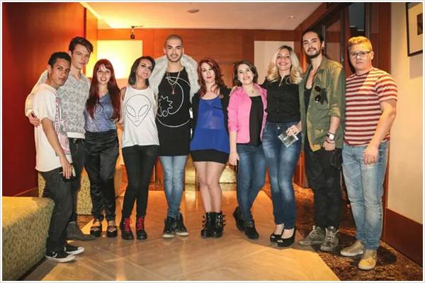 8 829 / 14.11.2014 - Meet & Greet � Buenos Aires (Argentine).