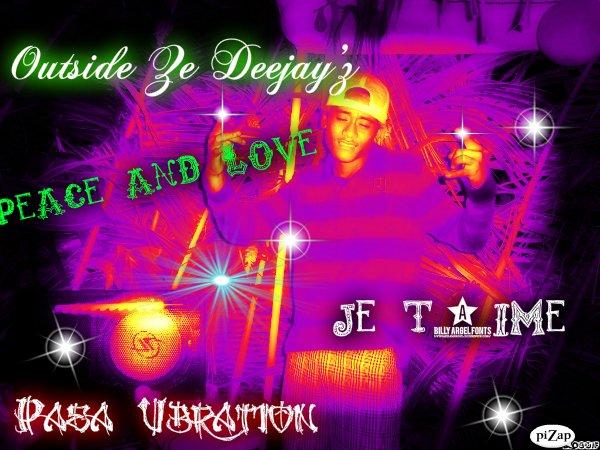 """""""PAEA VIBRATION"""" / Farra Remix Outside Deejay (2012)"""