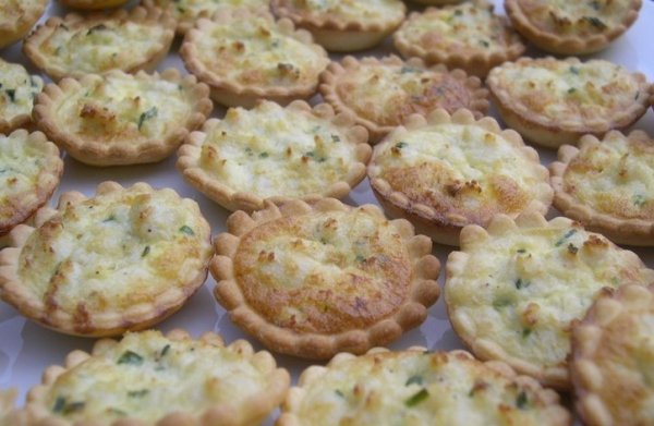 mini tartelette a l'antillaise