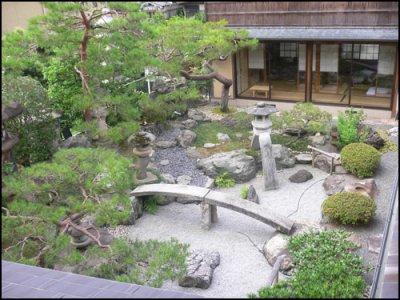 les jardins japonais totalement kawaii. Black Bedroom Furniture Sets. Home Design Ideas