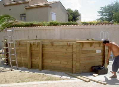 Blog de calota page 7 montage piscine bois hors sol for Piscine hors sol metal pas cher