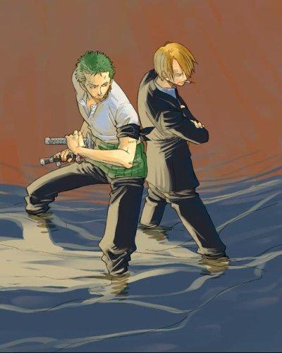 Commande n�2 : Parce que tout est de ta faute    ~ Zorro/Sanji~