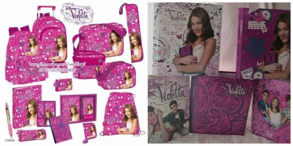 Accessoires Violetta