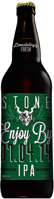 Review : Stone Enjoy By 7.4.14