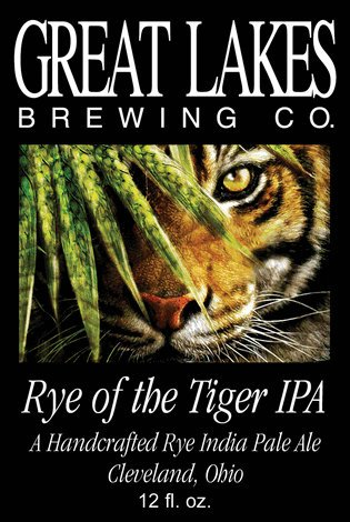 Review : Great Lakes Rye of the Tiger