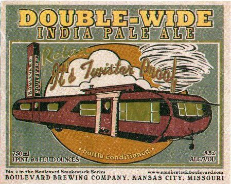 Review : Boulevard Double-Wide I.P.A.