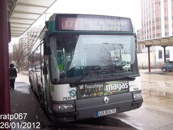ligne 171 bus renault agora 3 clim n 7929 destination de gare de chaville rive gauche blog. Black Bedroom Furniture Sets. Home Design Ideas