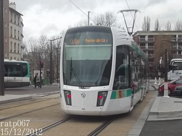 Photos porte des lilas tramway blog de ratp067 - Tramway porte des lilas ...