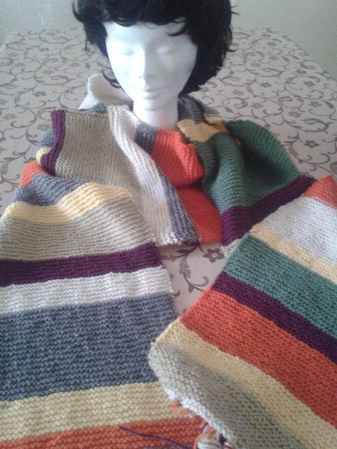 �charpe Doctor Who - Tom Baker - Fourth Doctor
