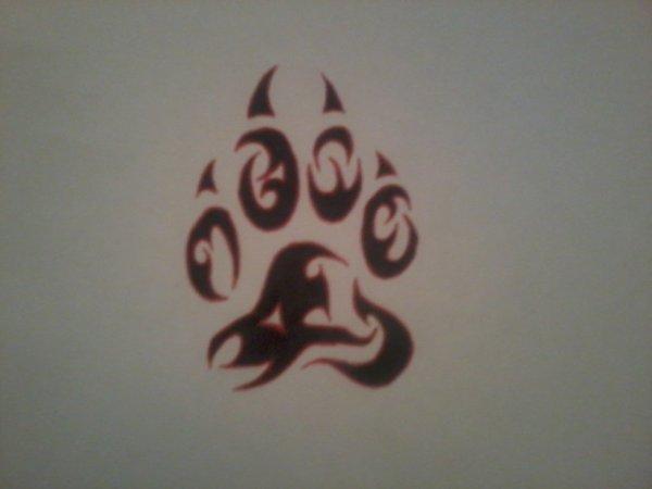 pattes de chien tribal blog de lulu lucy1495. Black Bedroom Furniture Sets. Home Design Ideas
