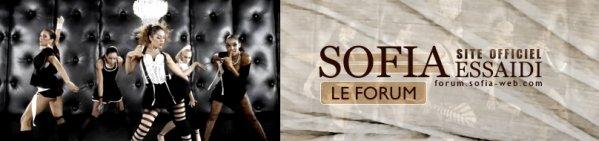 Forum Officiel de Sofia Essaidi