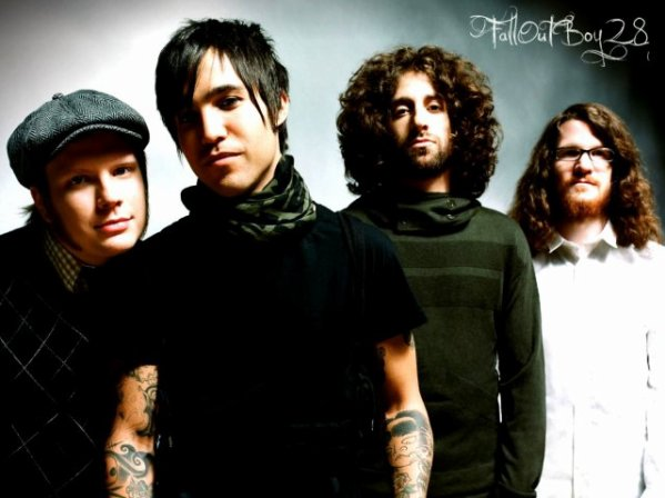 FALL OUT BOY : La biographie du groupe