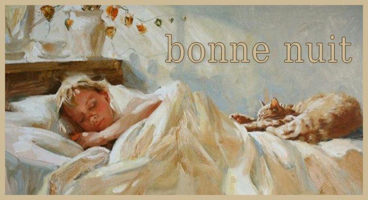 bonsoir ! je souhaite à tous mes ami(e)s une belle soirée .. et une douce nuit bercée de rêves étoilés .. bisous Josie