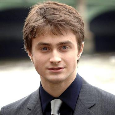 cin ma portrait de daniel radcliffe l 39 acteur qui incarne harry potter blog de stars et people. Black Bedroom Furniture Sets. Home Design Ideas