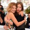 L�a Seydoux et Ad�le Exarchopoulos s'en prennent � Christine Boutin
