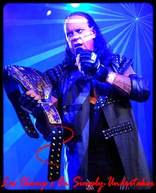champion melina ecw ecw champion christian smackdown world heavyweightUndertaker World Heavyweight Champion 2009