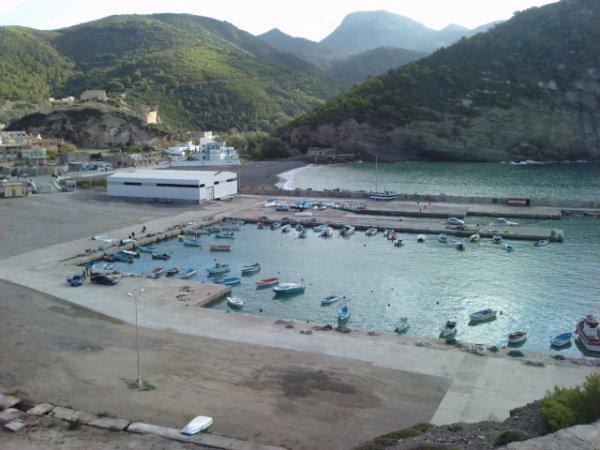 port de honaine algerie-novembre 2011