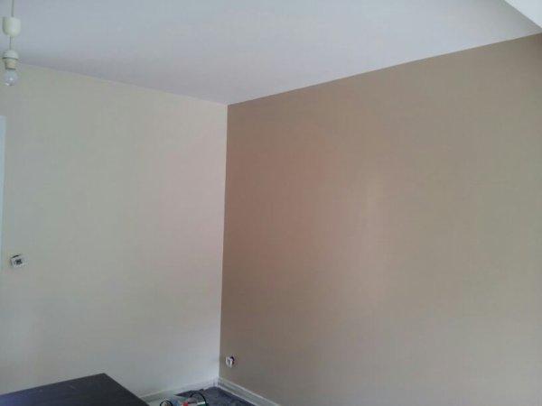 Peinture salon maison yoca for Peinture dans salon
