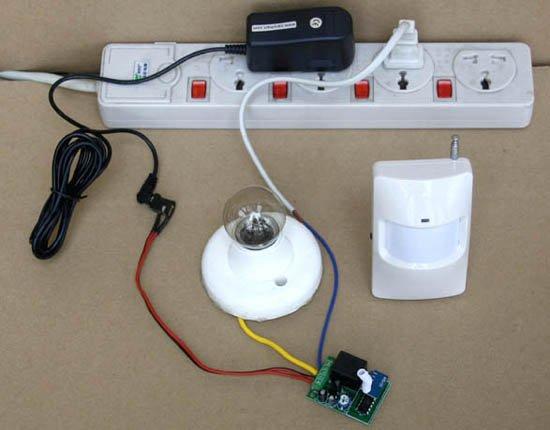 zenith motion sensor wiring diagram diy infrared    motion    detector light green fence  diy infrared    motion    detector light green fence