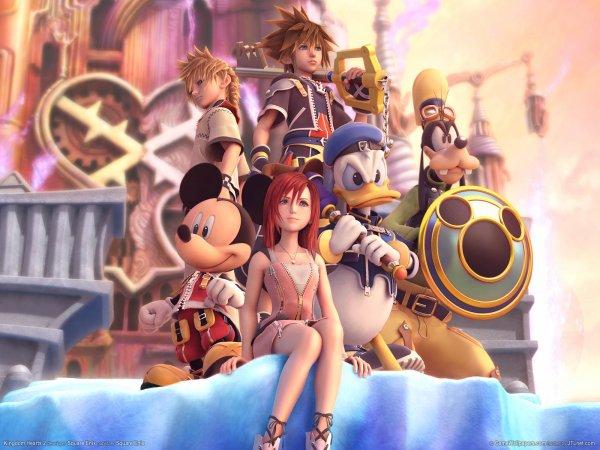 Dessine moi un GameurZ #23: R�trospective Kingdom Hearts – partie 1