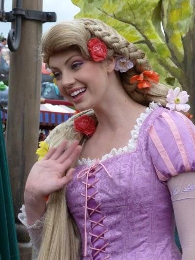5ieme princesse raiponce photos des princesses de - La princesse raiponce ...