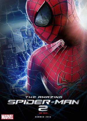 - The Amazing Spiderman 2 (2014)  -