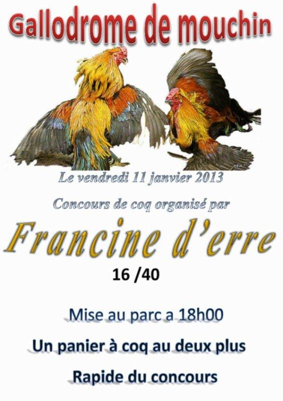 concours de rene et francine erre