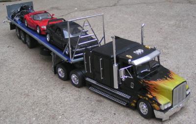 blog de camion passion94 page 2 maquette camion. Black Bedroom Furniture Sets. Home Design Ideas