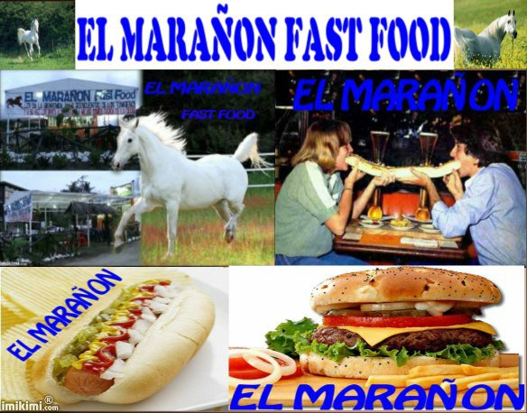 EL MARA�ON EL LLANO TOVAR PASOS ARRIBA DE LA VIRGEN DEL CARMEN TE ESPERAMOS