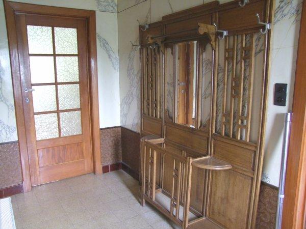 Notre future maison vue de l 39 int rieur le hall d - Hall d entree maison photos ...
