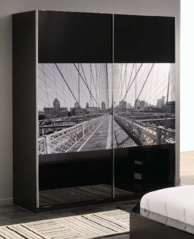 chambre ado new york blog de conseil de mode. Black Bedroom Furniture Sets. Home Design Ideas