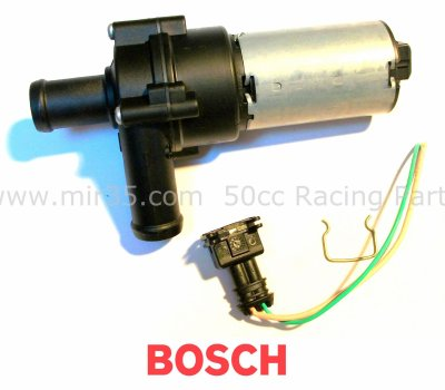 nouveau produit mir35 pompe eau 12v bosch g2 g3 team mir35 50cc racing parts. Black Bedroom Furniture Sets. Home Design Ideas