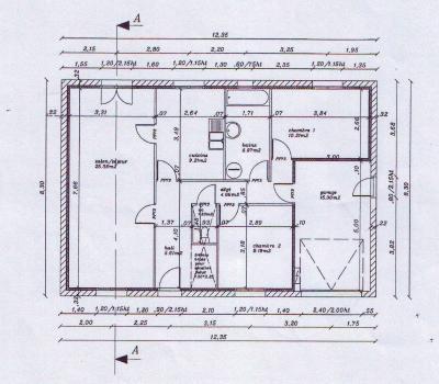 Plan maison jumelee gratuit perpignan 3137 for Plan maison jumelee gratuit