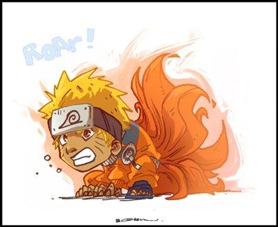 Naruto chibi d mon renard 9 queues blog de narutochibiz - Naruto renard ...