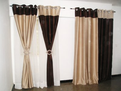rideaux salon rose decoratrice. Black Bedroom Furniture Sets. Home Design Ideas