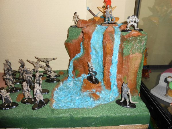 Articles de gijoe03 tagg s diorama collection de for Decoration murale dragon ball z