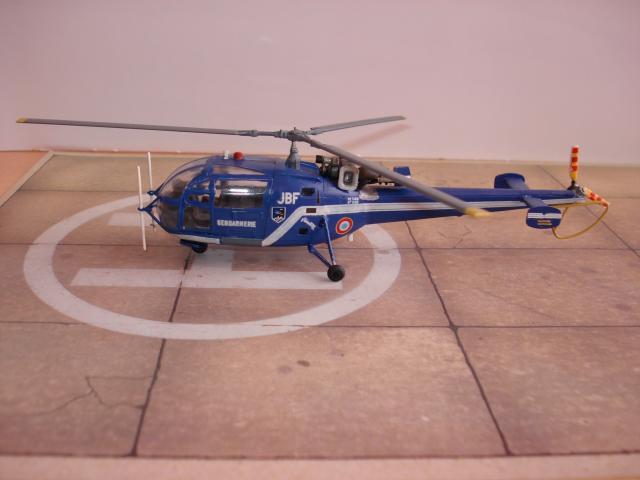 Alouette III - Gendarmerie 1/72e 1626604788
