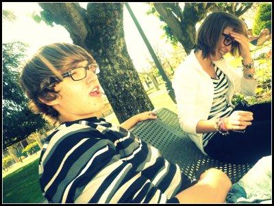 - Mon meilleur ami, le mien. ♥.