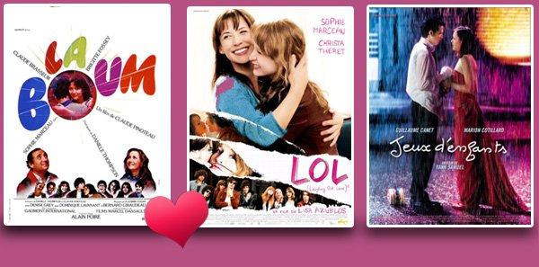 Un film d'amour...