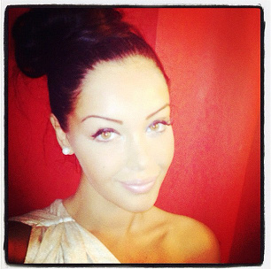Nouvelle photo de Nabilla post�e sur son instragram !