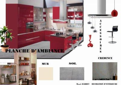planche d 39 ambiance de ma cuisine corailine. Black Bedroom Furniture Sets. Home Design Ideas