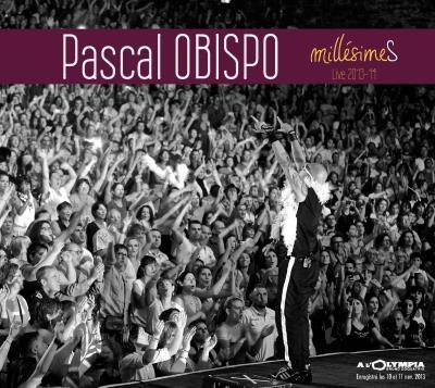 R�servez votre DVD CD LIVE #Mill�simeS @ObispoPascal 2013 - 2014