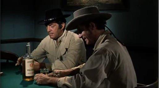 3 Avril: Cinq Cartes à abattre (Henry Hathaway - 1968) / Five Card stud