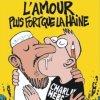 Presse Un musulman et un journaliste s'embrassent en couverture de Charlie Hebdo