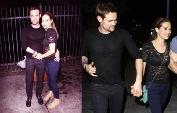 Shane West couple