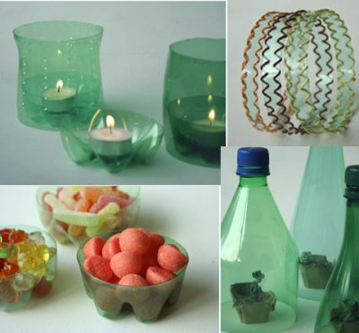 choses faire avec bouteilles de plastiques toc toc toc. Black Bedroom Furniture Sets. Home Design Ideas