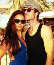Nina Dobrev Donne test Ian Somerhalder relation