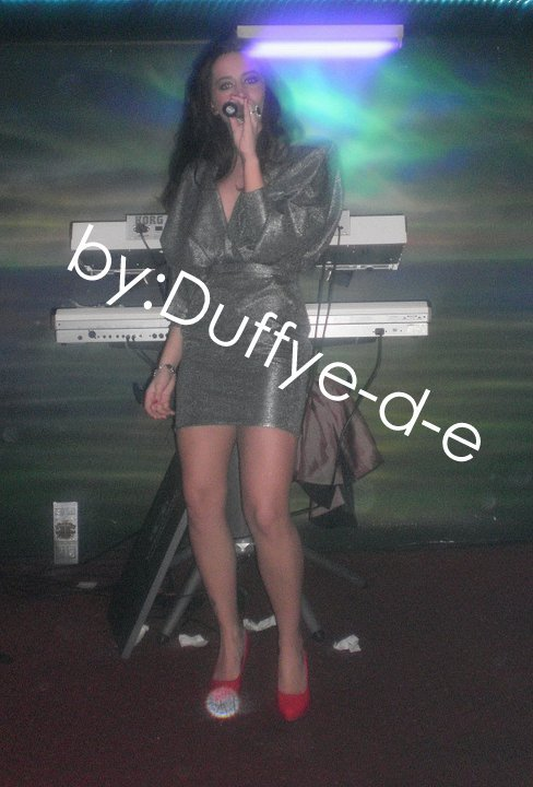 Dafina Zeqiri - Ne ditlindjen e saj - 14.04.2011