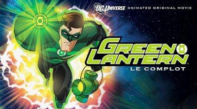 green lantern le complot de crabomax
